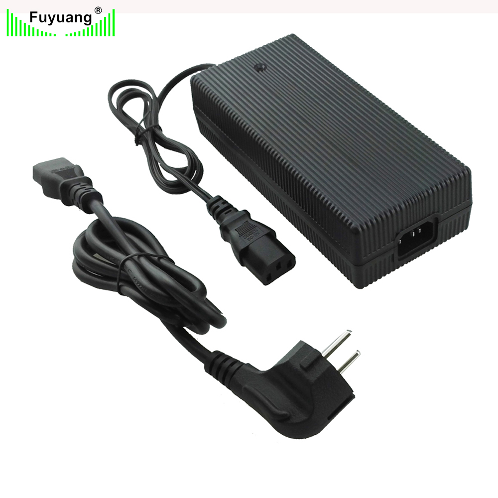 Automatic Portable 3 Amp 60 Volt Battery Charger For Electric Scooter Motorcycle