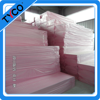 High density polystyrene foam blocks heat resistant sheets for High density fiberglass insulation