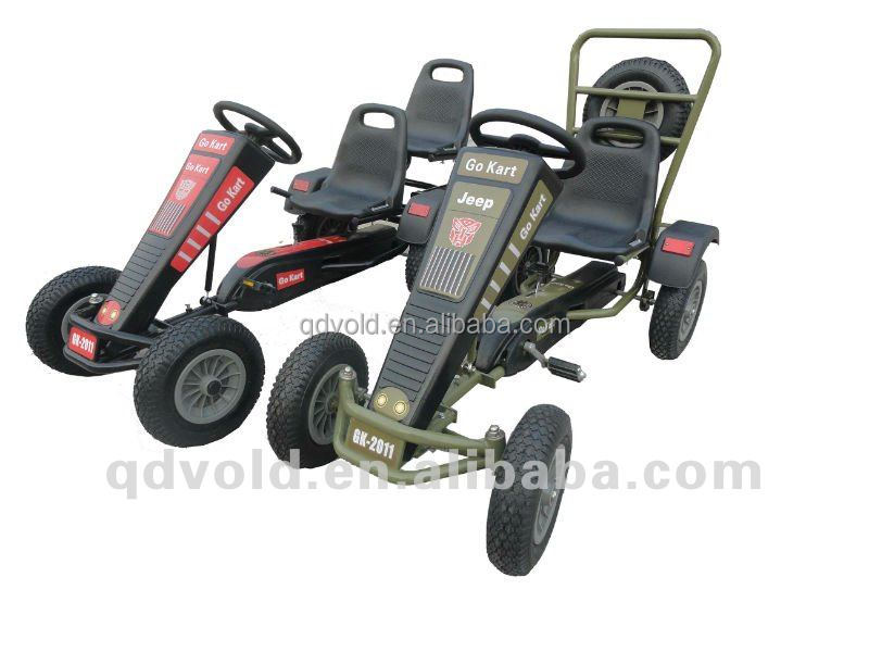 green beautiful adult new Go kart (GC003JPB)