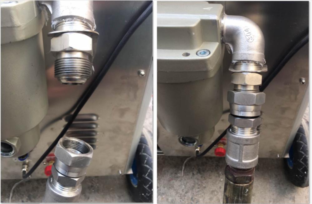 Cryo Blast Ice Blasting Machine Dry Ice Cleaning Equipment ...