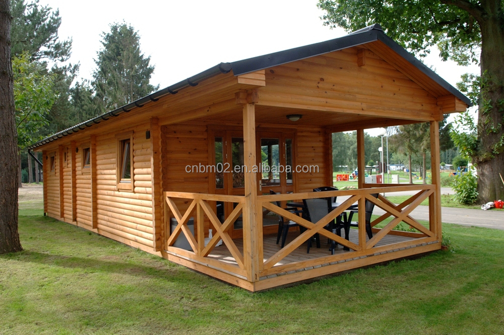 Low Cost Prefabricated Wooden Houses With Best Price For