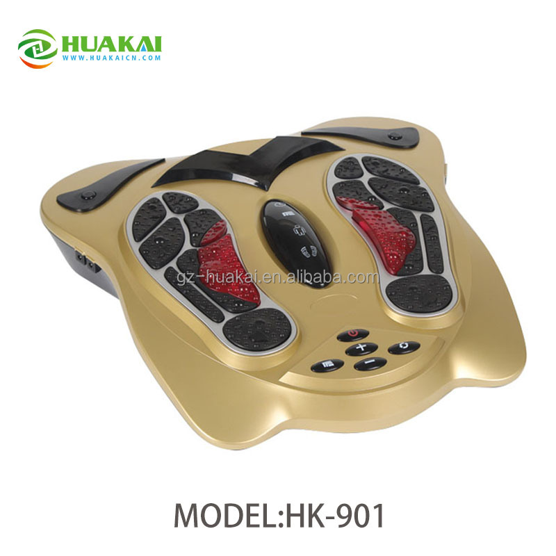 Electrical Stimulation Foot Massage Electric Infrared Blood Circulation Shiatsu Foot Massager Foot Massager