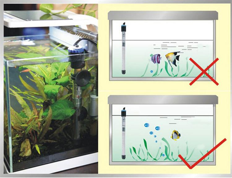 Aquarium Tropical | Sunsun Jrb Aquarium Tropical Fish Tank Water Thermostat Heater Free