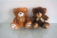 plush ribbon teddy bear gifts toy