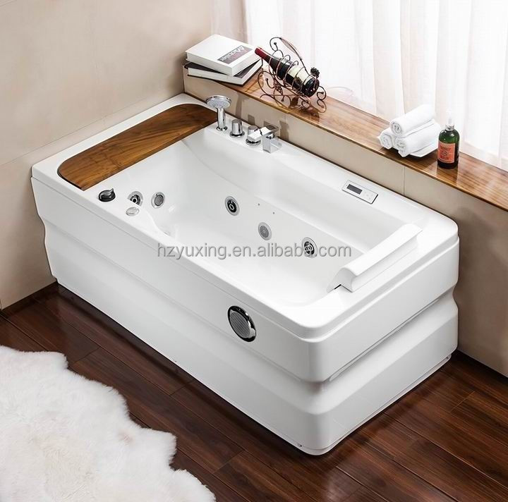 2015 New design massage bathtub with Jacuzzy function / CE&TUV aproval