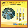 Eco-Friendly Good Price Silicone Sealant For Big Glass Panels