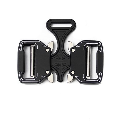 Cobras Insert Zinc Alloy Double Insert Safety Belt <strong>Buckle</strong>