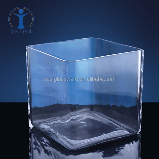 Square Glass Vase Quality Source Quality Square Glass Vase Quality