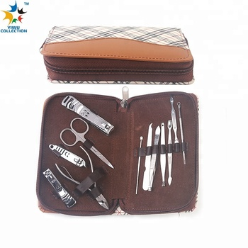 beauty nail tools travel baby manicure pedicure set
