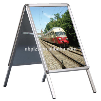 Sign Holders Folding Poster Stand 18x24 A Frame Signs Cheap - Buy ...