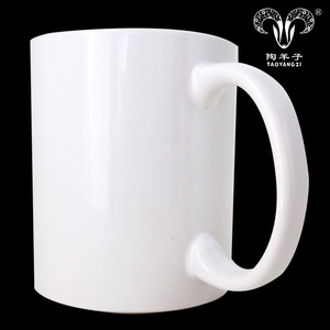 Cheap price ceramic sublimation blanks mug for sublimation