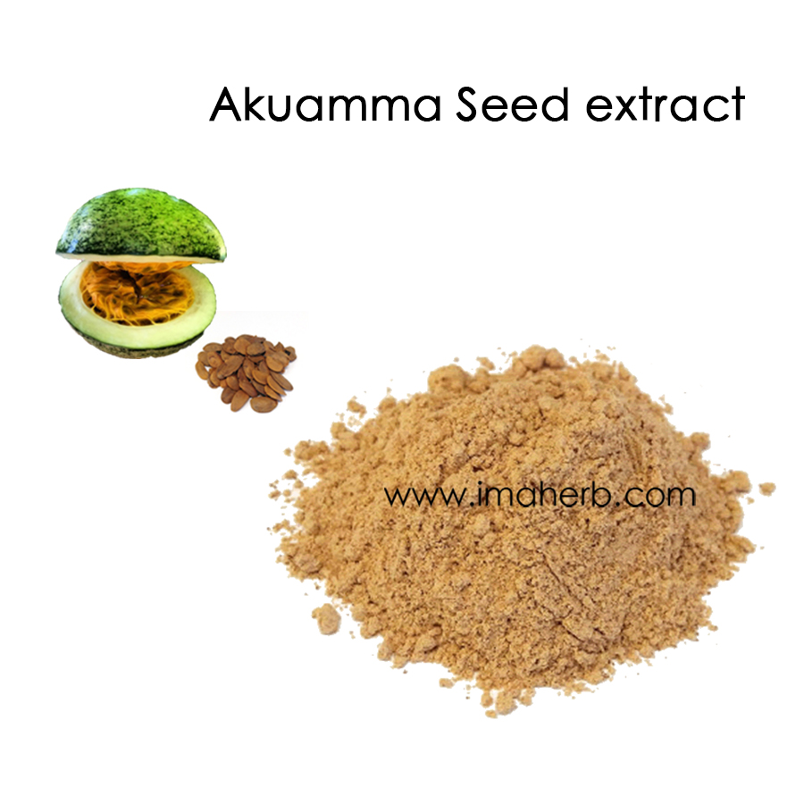 GMP Manufacture natural Akuamma Seeds Extract for sale