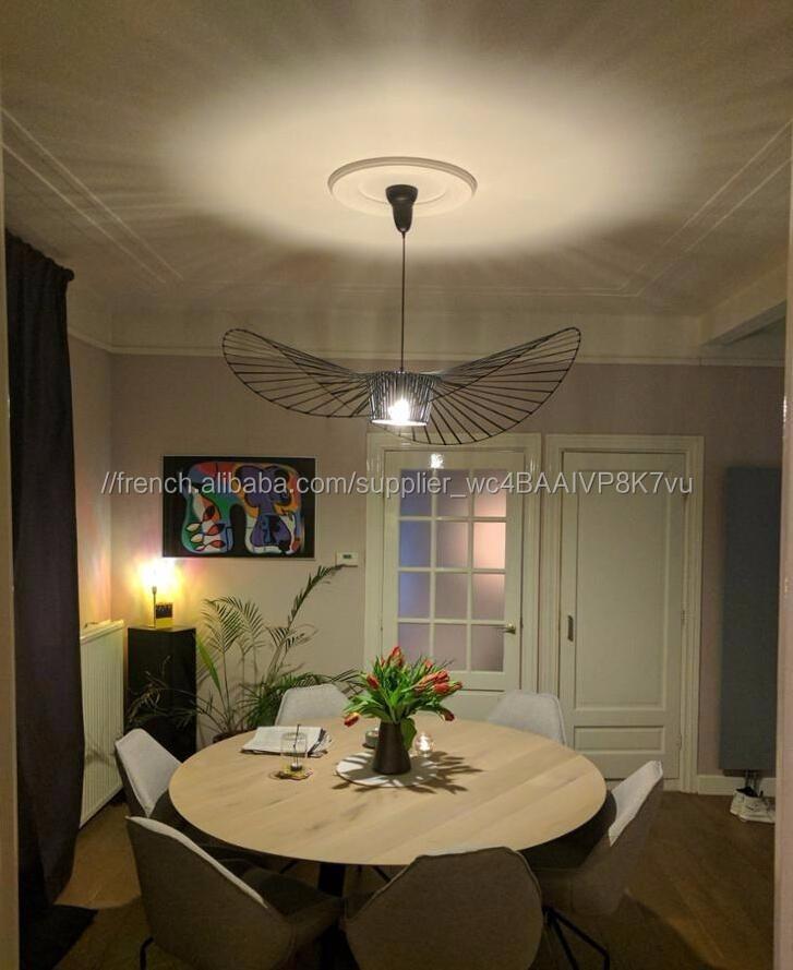 VERTIGO petite friture ruban led Lampe SUSPENSIONS 5 Beau Plafonnier Led Moderne Lok9