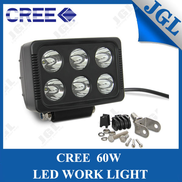 super power cree T6 10w bulb,china machinery led work light,cree 60w flood offroad driving working lamp