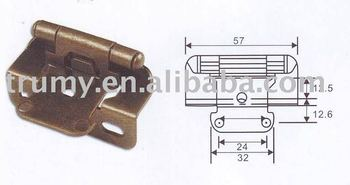 Self Closing Cabinet Hinge S4less Offers Amerock Ame 51085 Cabinet ...