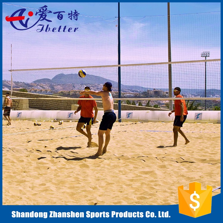 China outdoor use standard size Sport VolleyBall Net