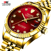 wristwatches new color luxury 3ATM mechanical wrist watches for mens watch wholesale rollex watch