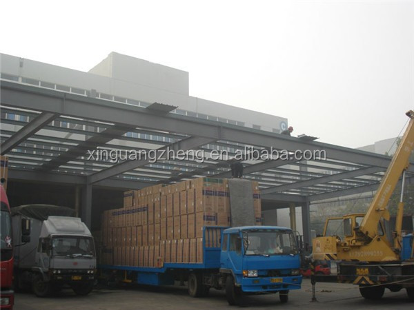 steel structure steel construction cold formed steel structure warehouse