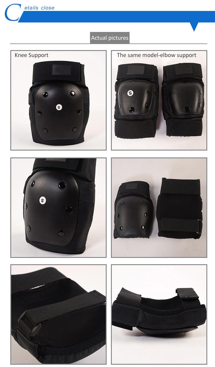 Thick Adjustable Kneelet for Kids/Adult Roller Skates 9