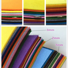 Factory wholesale high quality polyester felt rolls