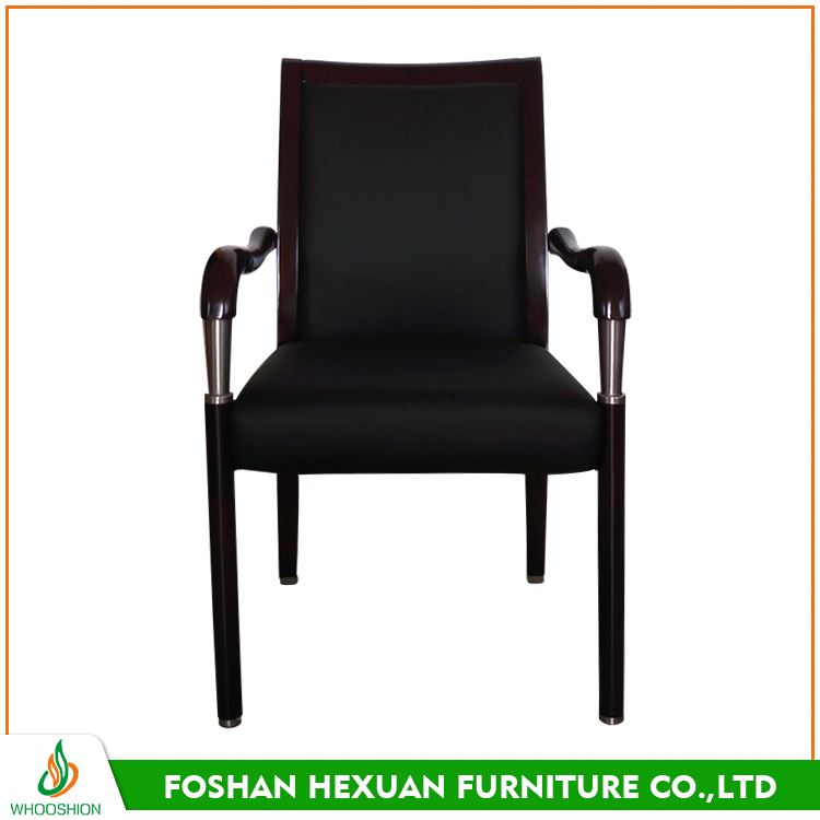 Accept custom bent wood frame customized color boss leather lounge chair