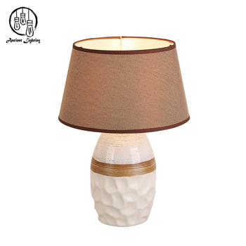 Chinese Decorative Ceramic Table Lamps For Living Room - Buy Ceramic ...