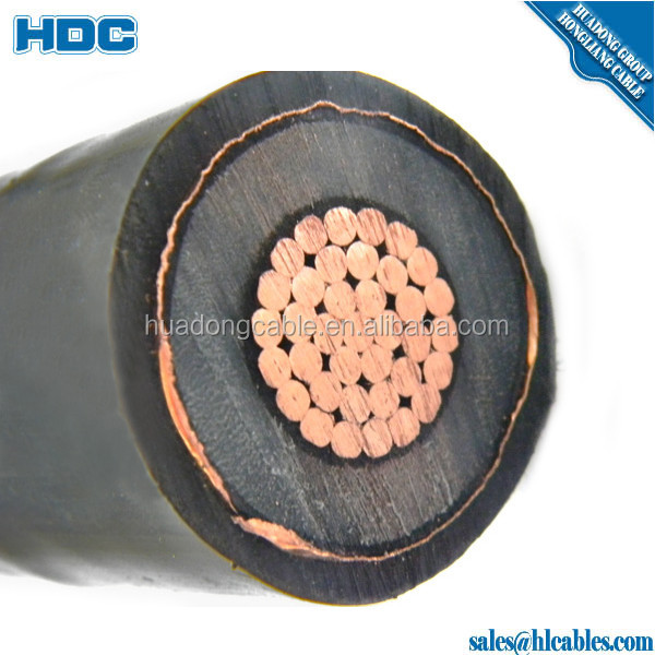 price Medium voltage power cables types 300 sq mm power cables