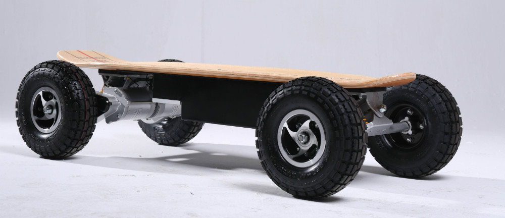 2017 High quality electric skateboard kit offroad