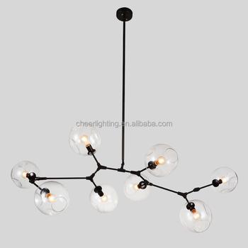 Modern Bubble Chandelier Die-cast Aluminum Pendant Lamp - Buy ...