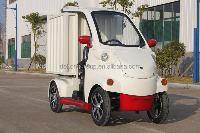 Factory best seller New Environmental Protection Convenient Sedan with Low Price luxury design mini white logistics electric car