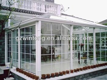 Estilo Americano Vidrio Templado Con Marco De Aluminio Terrazas Interiores Buy Vidrio Esmerilado Con Aluminio Tienda Frente Vidrio Templado Para