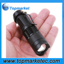 Tactical Flashlight - The Original 300 Lumen Ultra Bright, LED Mini 3 Mode Flashlight
