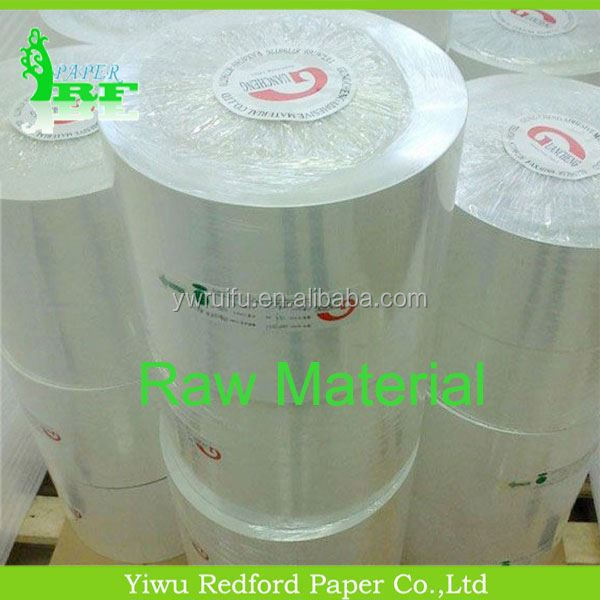 REDFORD cup paper polythene coated/laminated paper board