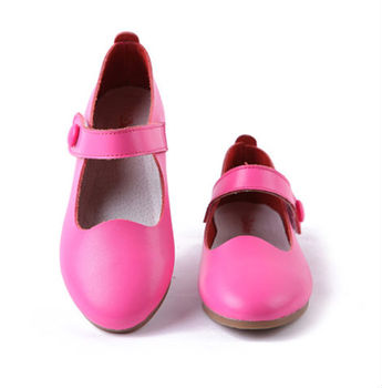2015 Cheap Girl Kids Ballet Shoes Fashion New Designer Girls ...