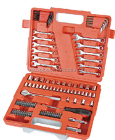 92 pcs low price socket wrenches tool box set