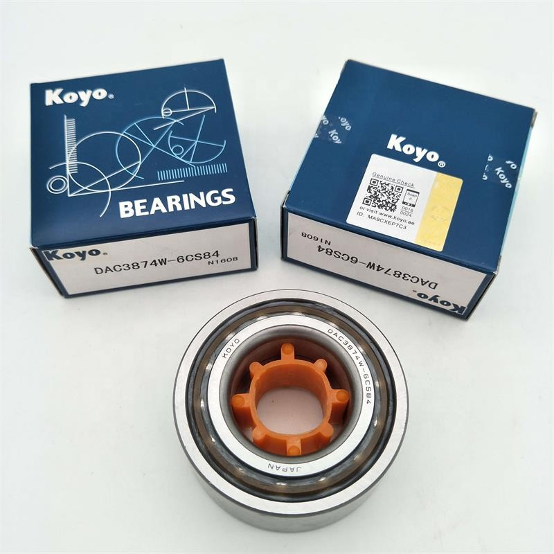 Koyo NSK Wheel hub bearings catalogue DAC4074CWCS73 auto bearing DAC4074 CWCS73