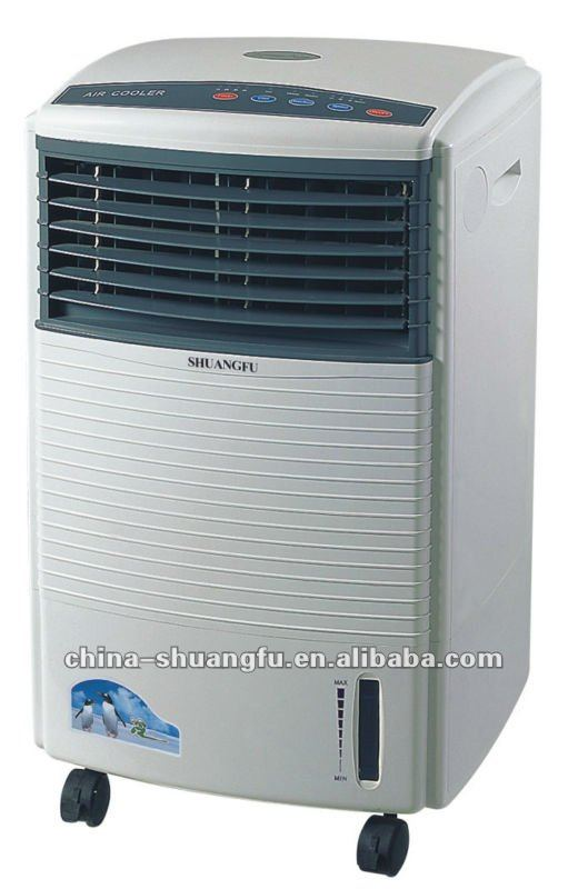 Evaporative Air Cooler / Water Air Cooling Fan / Portable Electric ...