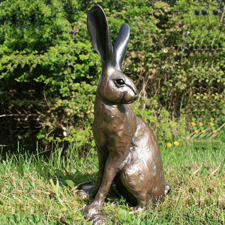 скульптура зайца картинки конструкции