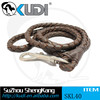 Leather Dog Leash for Training Walking and Hunting SKL40