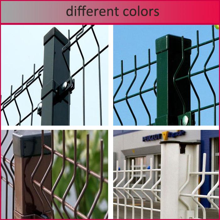 Alibaba Express Best Sell Green 5mm Diameter 3d Garden Fence ...