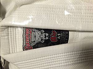 "Gameness Air Gi - BJJ Gi - Lightweight Jiu Jitsu Gi (Size:A5 (6'1"" - 6'4"" / 210 lbs. - 250 lbs.) ) by Gameness"