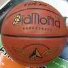 Sports PU Basketball Balls Size 7 Basketball with Microfiber PU Leather Material