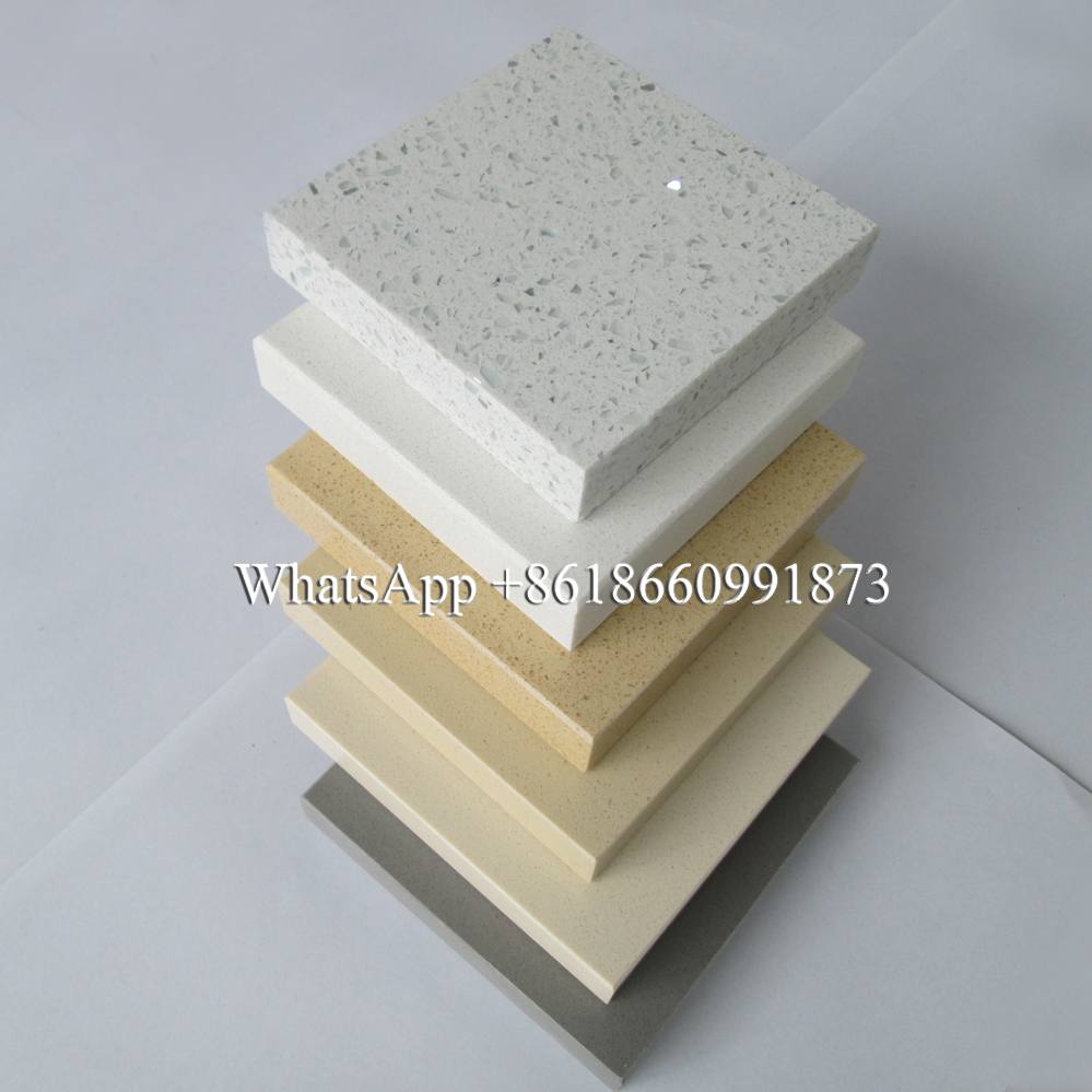 Lanling Jinzhao Hz T2019 Crystal Quartz Sheet Crystal White Quartz Table Tops White Star Quartz Stone Buy Table Tops White Star Quartz Stone Table