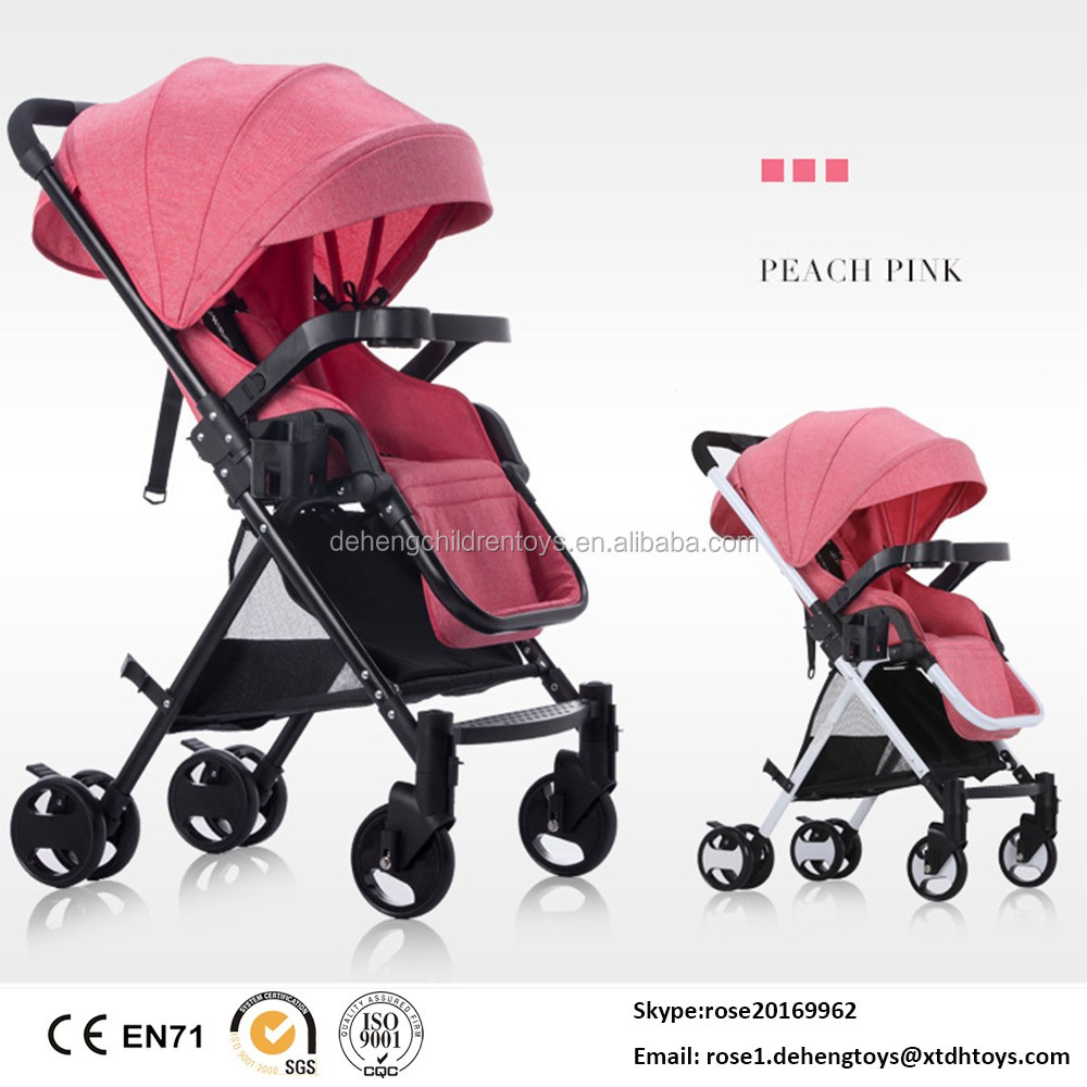 2017 Light weight Mini Stroller Pram Baby Toddler Easy Travel made in china