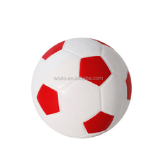 China professional sports toys factory cheap kids 6 inch pu foam football stress ball