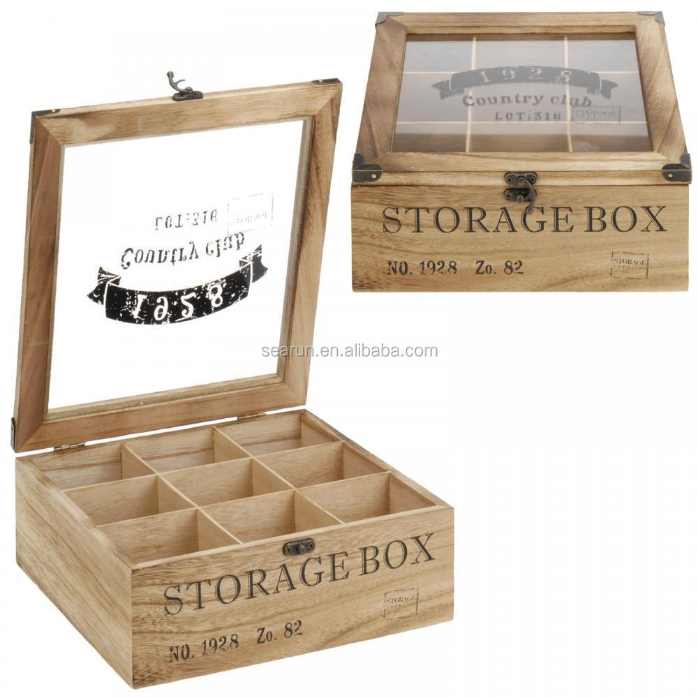 Tea Storage Wood Box Tea Storage Wood Box Suppliers and Manufacturers at Alibaba.com  sc 1 st  Alibaba & Tea Storage Wood Box Tea Storage Wood Box Suppliers and ...