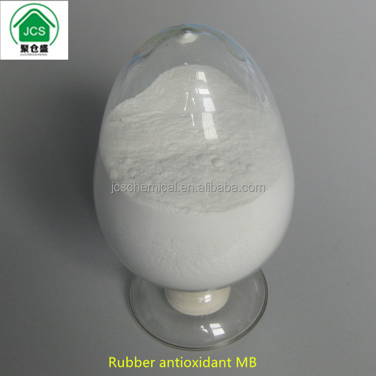 JCS-MB anti-aging agent non polluting antioxidant age resister antiager for rubber industry rubber antioxidant MB
