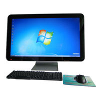 18.5 to 65 inch hot sell cheap multi touch screen computer all in one pc