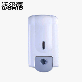 bag refillable hand liquid soap dispenser