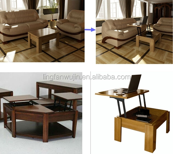 Furniture Hardware Folding Coffee Table Mechanism/Cantilever Table Hinges